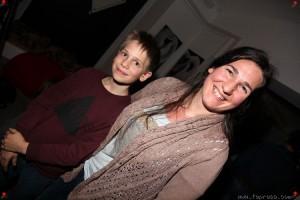 Jan und Mutter