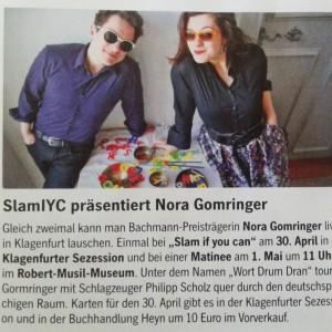 Klagenfurter, 21. April 2016
