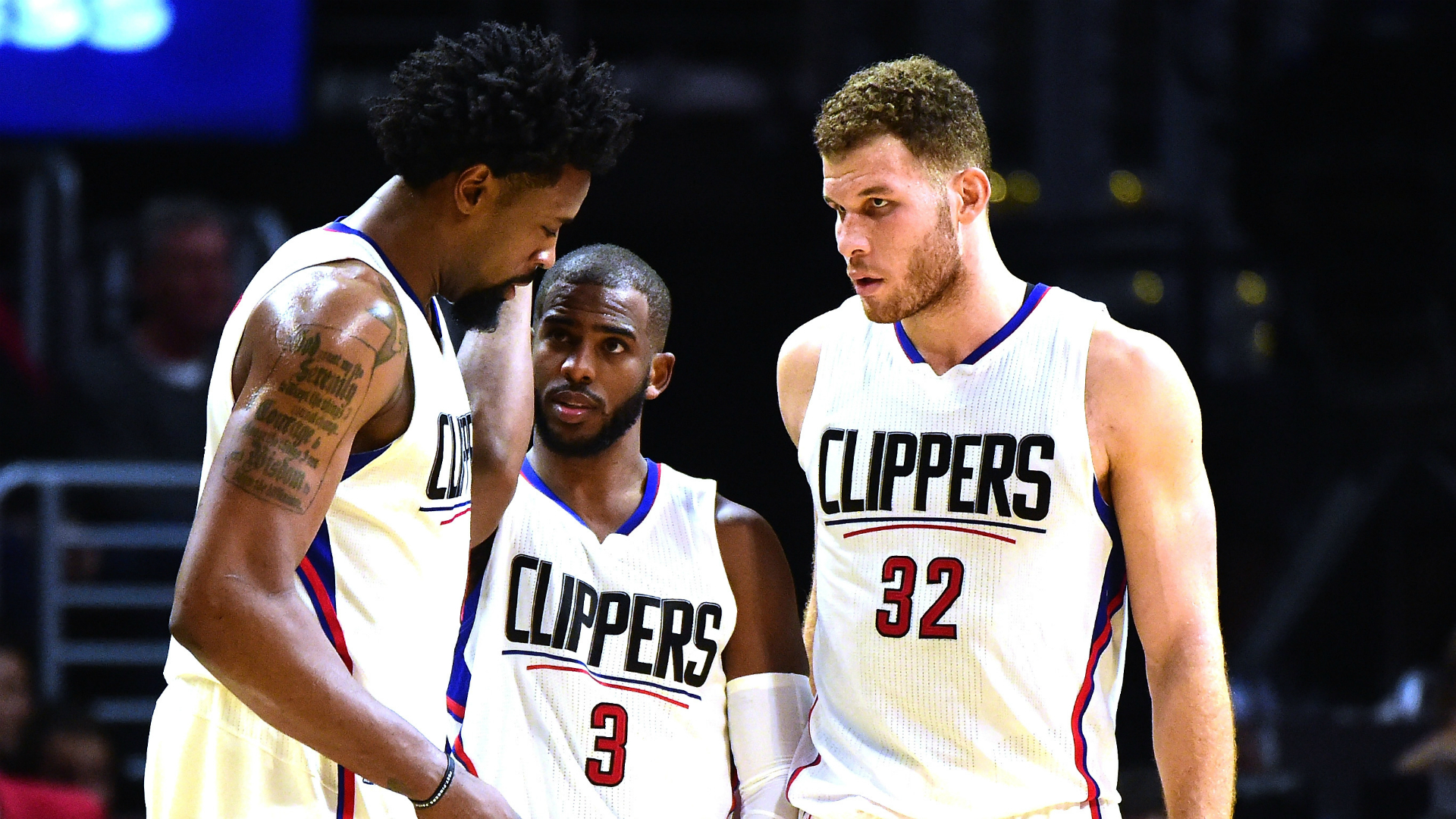 Image result for chris paul blake griffin deandre jordan