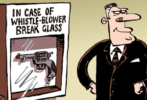 whistleblower cartoon