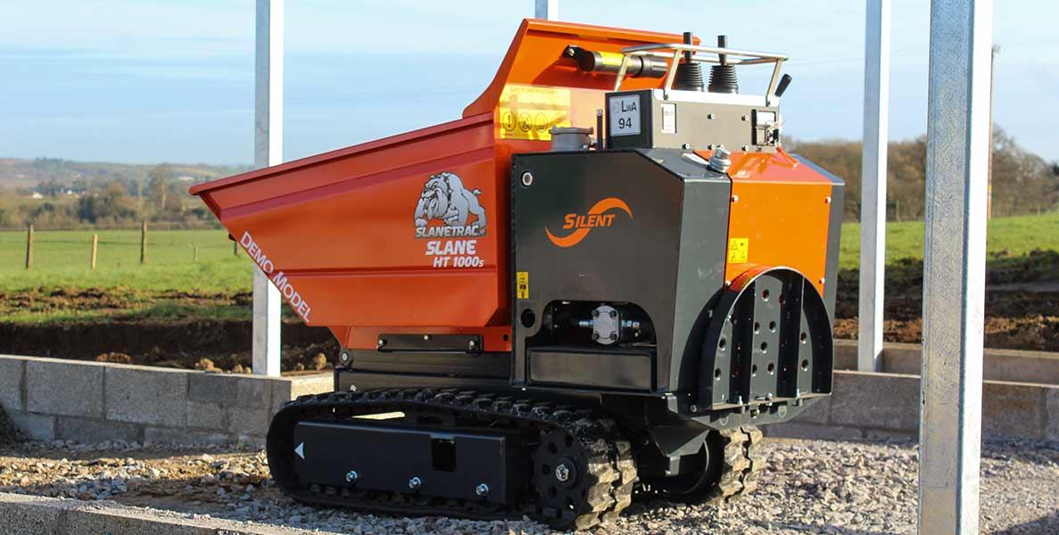 Diesel Concrete Buggies - Slanetrac United States