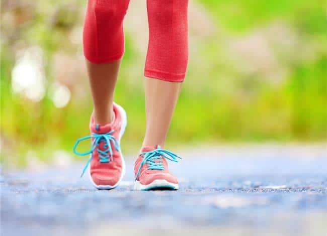 hoeveel stappen om gezond te blijven
