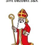 Hij komt naar S&K, de Sint
