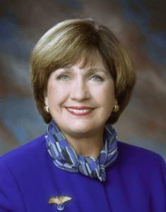 Governor Kathleen Blanco