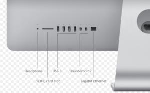 USB Port on Mac