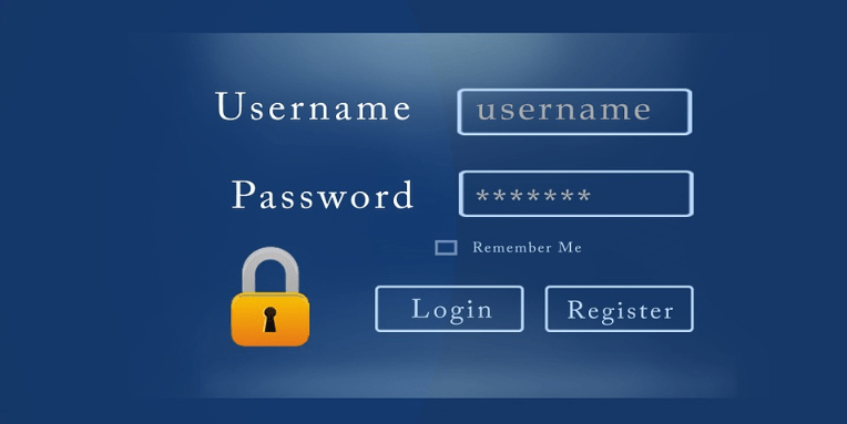 Login to our system