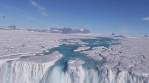 Silk Road - Antarctic meltwaters raising sea levels.