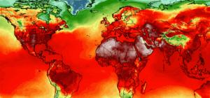 Hot as Hell - Global Heatwaves