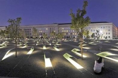 Pentagon September 11th memorial