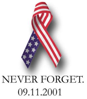 Never Forget - September 11th 2001