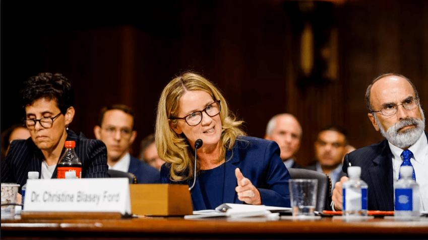 Kavanaugh - Dr. Christine Blasey Ford