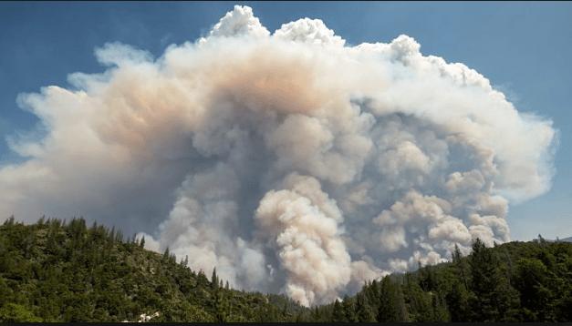 Climate Crisis - Carr Fire