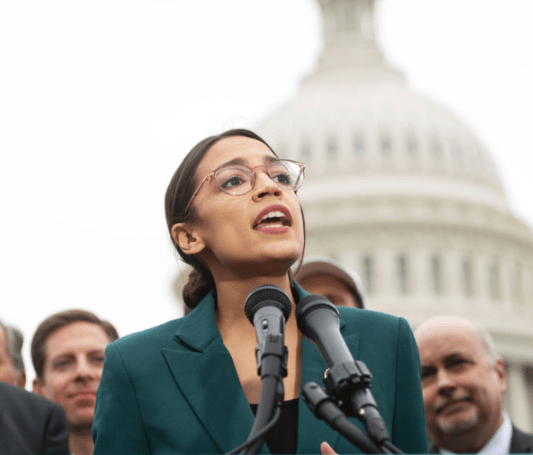 AOC's Green New Deal