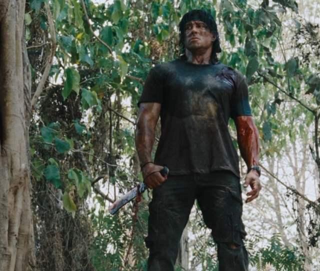 War In The Blood Rambo Rambo