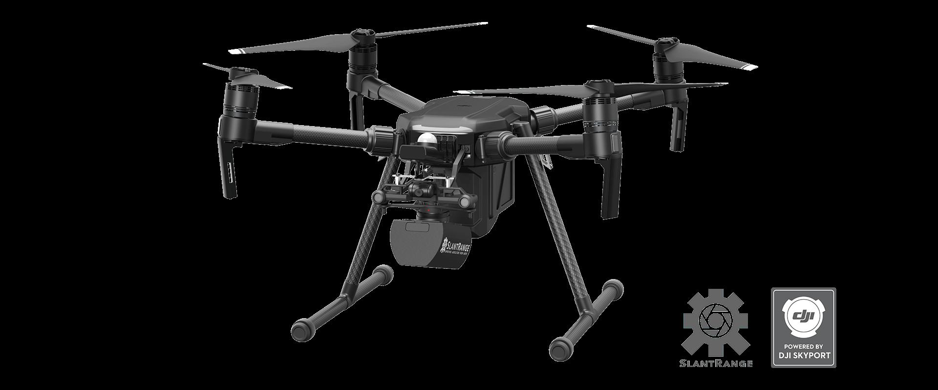 Slantrange Announces The 3px For Dji Matrice 200 Series Drones