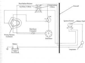 Electronic Ignition Diagram