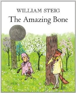 William Stieg The Amazing Bone