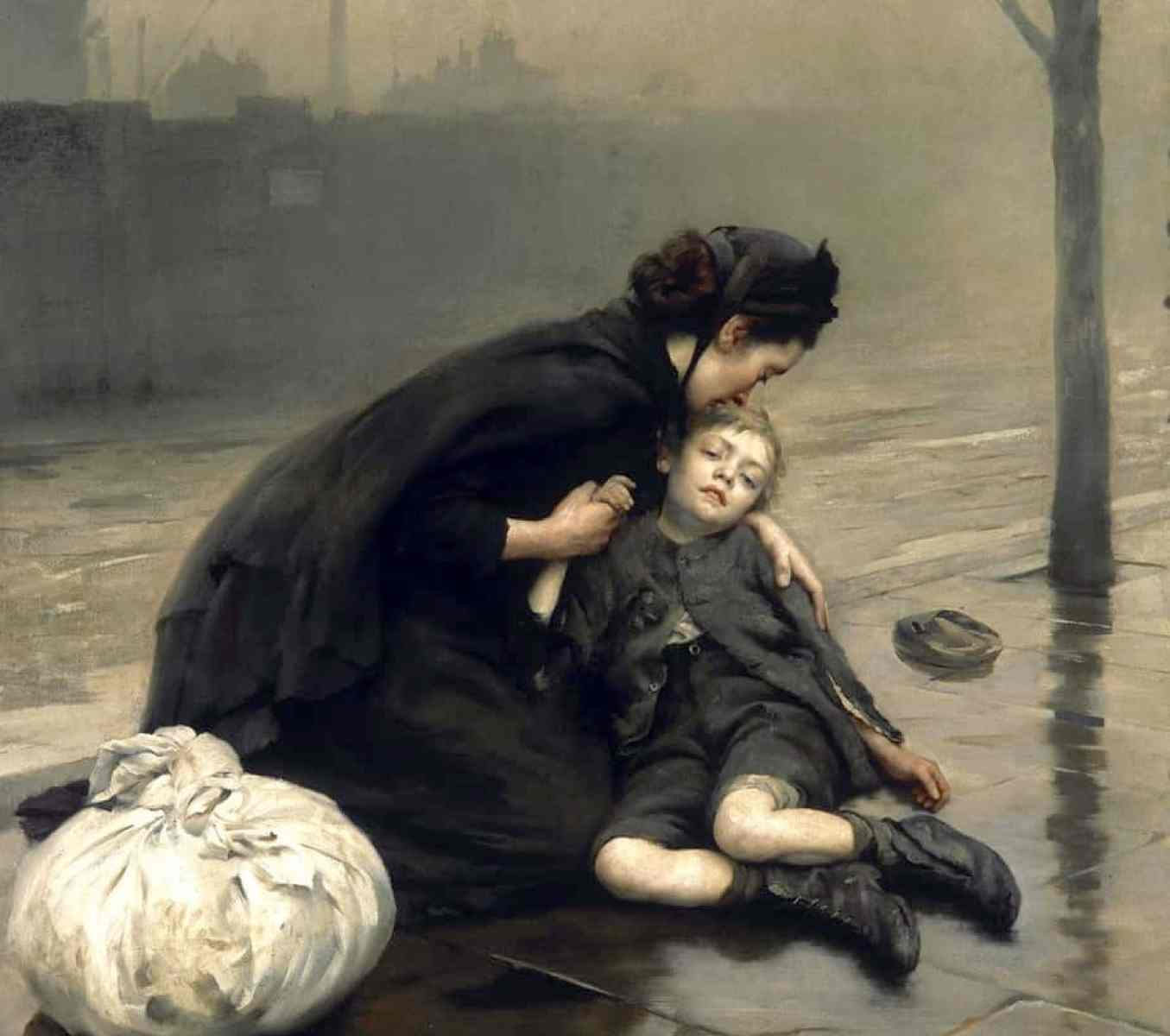 Thomas Benjamin Kennington - Homeless