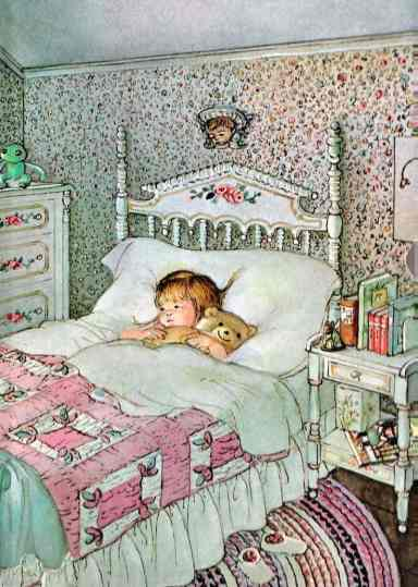 My Goodnight Book: pictures by Eloise Wilkin Children's illustrator, book author and doll designer.