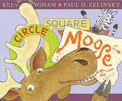 Circle Square Moose Cover