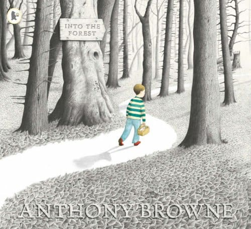 Into The Forest By Anthony Browne
