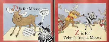 Z Is For Moose The Ending