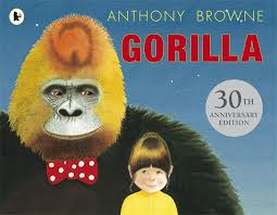 Image result for gorilla story book cover