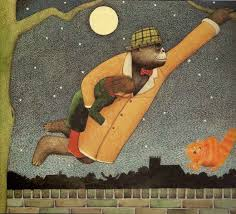 Anthony Browne Gorilla Swinging Through The Trees