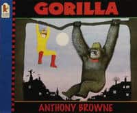 Anthony Browne Gorilla Swinging