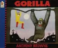 Anthony Browne Gorilla Swinging