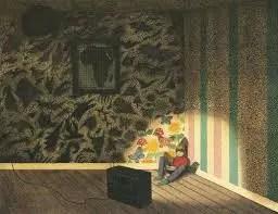 Anthony Browne Gorilla TV Lonely