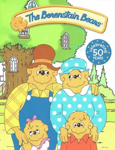 Berenstain Bears 50 Years
