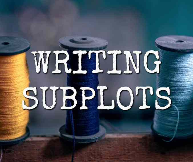 writing subplot