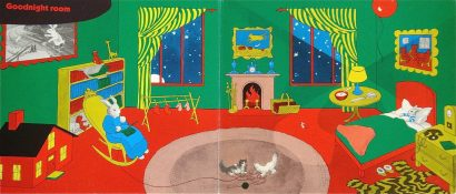 Goodnight Moon Bedroom