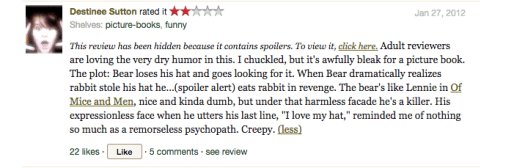 Rabbit Eating Bear The Psychopath