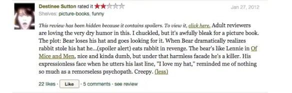 Rabbit Eating Bear The Psychopath