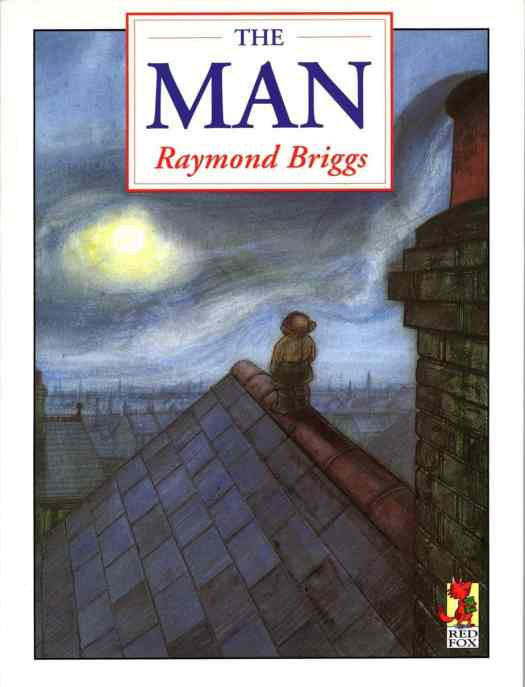 The Man Raymond Briggs cover