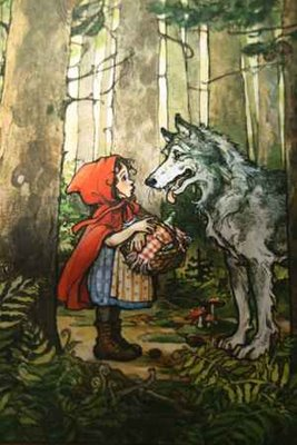 Little Red Riding Hood, as illustrated by Trina Schart Hyman