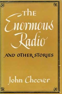 The Enormous Radio and other stories book cover