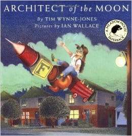 Architect of the Moon Cover