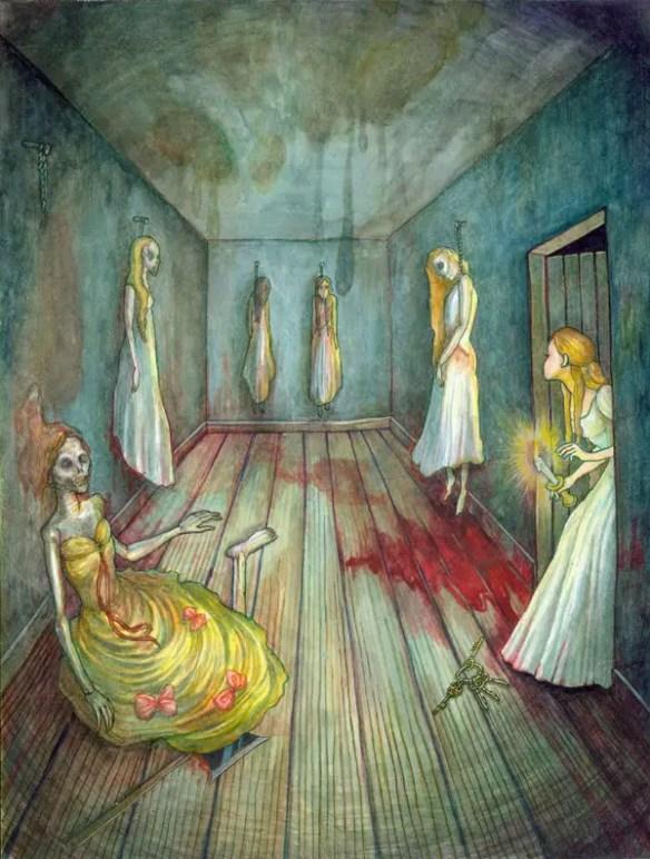 Bluebeard Room Of Horrors