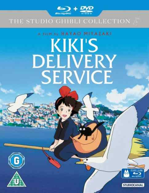 Kiki's Delivery Service is set in a genuine utopia.
