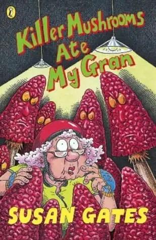 Killer Mushrooms At My Gran cover