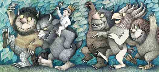 carnivalesque wild things
