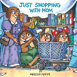 Just Shopping With Mom cover