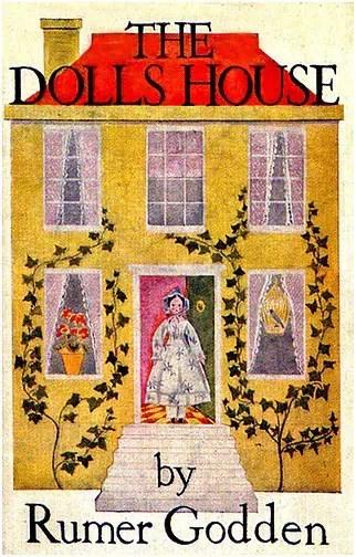 The Dolls House Rumer Godden Cover