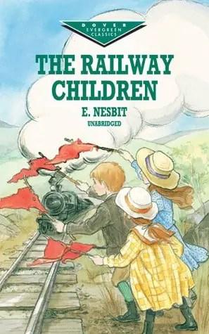 The Railway Children cover E. Nesbit