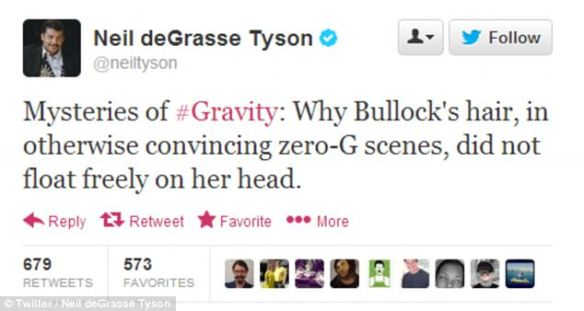 Gravity hair