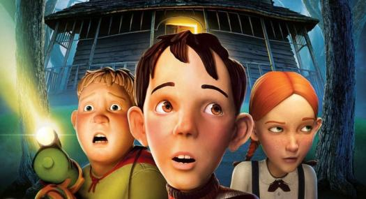 Monster House minority feisty