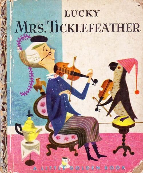 mrs ticklefeather